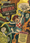 Cover for Adventures of the Big Boy (Webs Adventure Corporation, 1957 series) #338