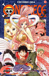 Cover for One Piece (Bonnier Carlsen, 2003 series) #63 - Otohime och Tiger