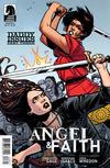 Cover Thumbnail for Angel & Faith (2011 series) #8 [Rebekah Isaacs Alternate Cover]