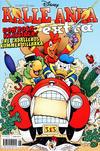 Cover for Kalle Anka Extra (Egmont, 2010 series) #6/2012