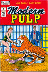 Cover for Modern Pulp (Diamond Press, 1991 series) #1