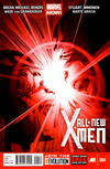 Cover for All-New X-Men (Marvel, 2013 series) #4