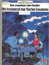 Cover for Collectie Charlie (Dargaud Benelux, 1984 series) #43 - Een avontuur van Condor 4: Het testament van Marius Casanova