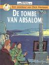 Cover for Collectie Charlie (Dargaud Benelux, 1984 series) #51 - Dick Herisson 7: De tombe van Absalom