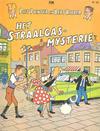 Cover for Piet Pienter en Bert Bibber (De Vlijt, 1955 series) #14 - Het straalgasmysterie [herdruk 1977]