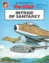 Cover for De avonturen van Rud Hart (De Vlijt, 1984 series) #4 - Intrige op Santarey