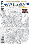 Cover Thumbnail for Justice League (2011 series) #15 [Sketch Variant Cover by Ivan Reis]