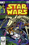 Cover for Star Wars (Marvel, 1977 series) #69 [Direct]