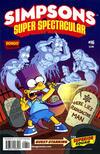 Cover for Bongo Comics Presents Simpsons Super Spectacular (Bongo, 2005 series) #16