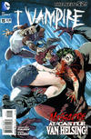 Cover for I, Vampire (DC, 2011 series) #15