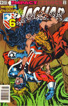 Cover for The Jaguar (DC, 1991 series) #9 [Newsstand]