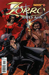Cover for Zorro Rides Again (Dynamite Entertainment, 2011 series) #12