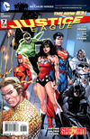 Cover for Justice League (DC, 2011 series) #7 [Gary Frank Cover]