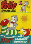 Cover for Pelle Svanslös (Semic, 1965 series) #8/1968