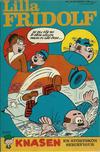 Cover for Lilla Fridolf (Semic, 1963 series) #2/1970
