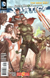 Cover for Justice League (DC, 2011 series) #8 [Mike Choi Cover]