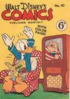 Cover for Walt Disney's Comics (W. G. Publications; Wogan Publications, 1946 series) #10