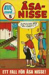 Cover for Kul med Åsa-Nisse (Semic, 1967 series) #5/1970