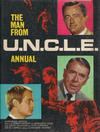 Cover for The Man from U.N.C.L.E. Annual (World Distributors, 1966 series) #1967