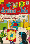 Cover for Archie and Me (Archie, 1964 series) #41