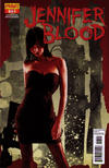 Cover for Jennifer Blood (Dynamite Entertainment, 2011 series) #13 [Regular Cover]