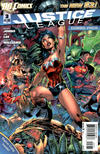 Cover for Justice League (DC, 2011 series) #3 [Combo-Pack]