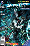 Cover Thumbnail for Justice League (2011 series) #10 [Combo-Pack Edition Cover by Jim Lee]
