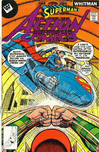 Cover Thumbnail for Action Comics (DC, 1938 series) #482 [Whitman]