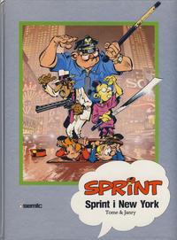 Cover Thumbnail for Sprint [Seriesamlerklubben] (Semic, 1986 series) #[34] - Sprint i New York