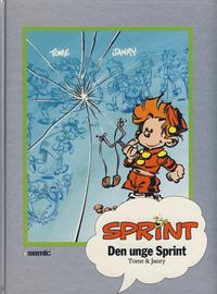 Cover Thumbnail for Sprint [Seriesamlerklubben] (Semic, 1986 series) #[33] - Den unge Sprint