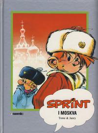 Cover Thumbnail for Sprint [Seriesamlerklubben] (Semic, 1986 series) #[39] - Sprint i Moskva