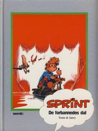 Cover Thumbnail for Sprint [Seriesamlerklubben] (Semic, 1986 series) #[37] - De forbannedes dal