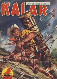 Cover Thumbnail for Kalar (Serieforlaget / Se-Bladene / Stabenfeldt, 1971 series) #2/1972
