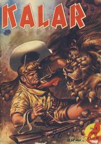 Cover Thumbnail for Kalar (Serieforlaget / Se-Bladene / Stabenfeldt, 1971 series) #8/1971