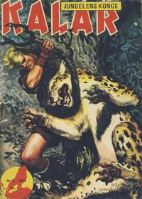 Cover Thumbnail for Kalar (Serieforlaget / Se-Bladene / Stabenfeldt, 1971 series) #1/1973