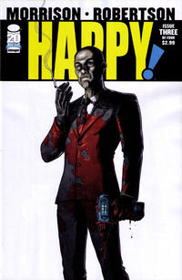 Cover Thumbnail for Happy! (Image, 2012 series) #3