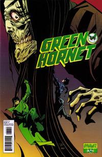 Cover Thumbnail for Green Hornet (Dynamite Entertainment, 2010 series) #32