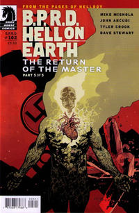 Cover Thumbnail for B.P.R.D. Hell on Earth (Dark Horse, 2013 series) #5 (102)