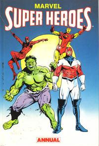 Cover Thumbnail for Marvel Super Heroes Annual (Marvel UK, 1989 ? series) #1992