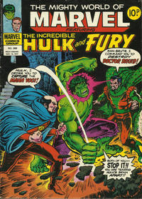 Cover Thumbnail for The Mighty World of Marvel (Marvel UK, 1972 series) #268