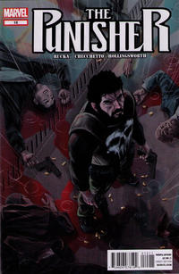 Cover Thumbnail for The Punisher (Marvel, 2011 series) #15