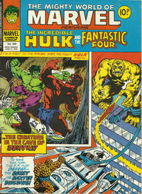 Cover Thumbnail for The Mighty World of Marvel (Marvel UK, 1972 series) #299