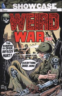 Cover Thumbnail for Showcase Presents: Weird War Tales (DC, 2012 series) #1