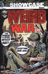 Cover Thumbnail for Showcase Presents: Weird War Tales (DC, 2012 series) #1