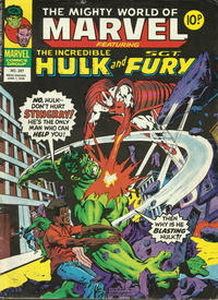Cover Thumbnail for The Mighty World of Marvel (Marvel UK, 1972 series) #297