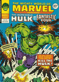 Cover Thumbnail for The Mighty World of Marvel (Marvel UK, 1972 series) #312