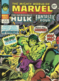Cover Thumbnail for The Mighty World of Marvel (Marvel UK, 1972 series) #306