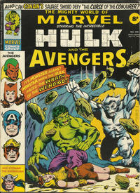 Cover Thumbnail for The Mighty World of Marvel (Marvel UK, 1972 series) #199