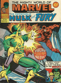 Cover Thumbnail for The Mighty World of Marvel (Marvel UK, 1972 series) #263