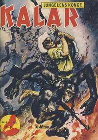 Cover Thumbnail for Kalar (Serieforlaget / Se-Bladene / Stabenfeldt, 1971 series) #6/1973